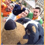 #SECNation at Ayres Hall - @UTSmokey_00 loves it! http://t.co/QDGextmczD