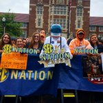 We are live from ROCKY TOP!  #SECNation has come to Knoxville. Watch » http://t.co/L6ooxNBVM3 http://t.co/iNmVbGK208