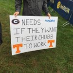 @CollegeGameDay @SECNetwork best sign of the day right here #GoVols #BeatUGA http://t.co/0g2Ch34vsP