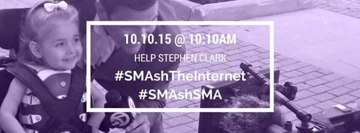 #SMAshSMA #SmashTheInternet @stephenclark http://t.co/qH4XDnxYB4