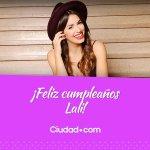 FELIZ CUMPLEAÑOS LALI! Hoy es el cumple de la actriz y cantante Lali Espósito. ¡Felicidades @laliespos! http://t.co/4pvxf65U19