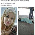 🇵🇸 Israe Abed, mère de 3 enfants 28 ans, tuée par les sionistes pour avoir refusé de se déshabiller. #boycottIsrael http://t.co/WBJ7FTwQTn