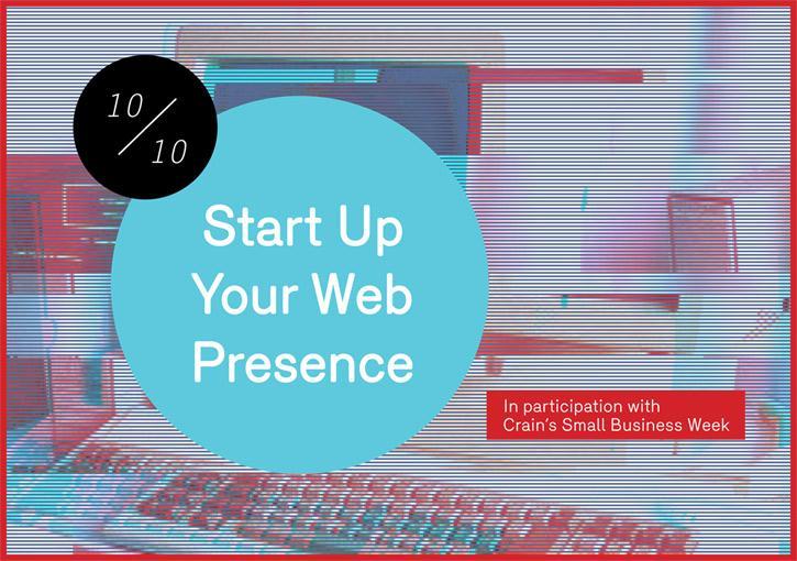 Looking forward to a dynamic day ahead, talking #socialmedia & web presence for creatives & entrepreneurs! #SBW15 http://t.co/VDMr9TUB5W
