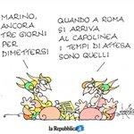Il tempo delle dimissioni di #Marino @ElleKappa_FP http://t.co/CMRcpP19UA