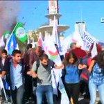 Turchia, strage alla marcia pacifista: 86 morti. Due esplosioni alla stazione di Ankara http://t.co/8wo8Z6ArQl http://t.co/3zYLUdFrCa