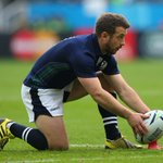 SCOTLAND INTO THE QUARTER-FINALS. They hold on to win. #SAMvSCO 33-36. #RWC2015 #bbcrugby http://t.co/zG5nwKzpCI http://t.co/98b1QImEpr