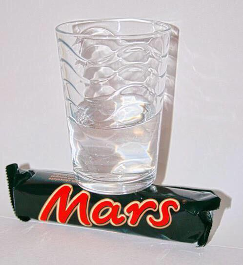 Exclusive first photo of water on #Mars   #MarsAnnouncement @KiSS925 http://t.co/TI61h3tgzo
