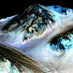 RT @NASA: Water! Strong evidence that liquid water flows on present-day Mars. Details: http://t.co/0MW11SANwL #MarsAnnouncement http://t.co…