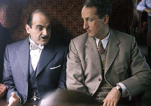 Today, we interview @realhughfraser, who played Captain Hastings on AGATHA CHRISTIE'S POIROT http://t.co/JcXlhD9K24 http://t.co/DJkHCe9rJy