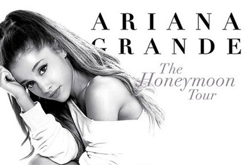 .@ArianaGrande Honeymoon Tour is at the @VanAndelArena tomorrow night w/ @PrinceRoyce! http://t.co/QDO0y1jslk http://t.co/qQxd5W3toa
