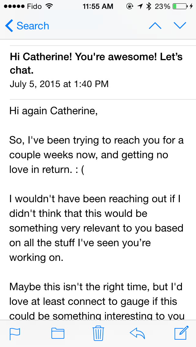 @SwiftOnSecurity @TalentBinHiring @Carols10cents holy crap, I've actually received that one. http://t.co/LUSKPG6k9V