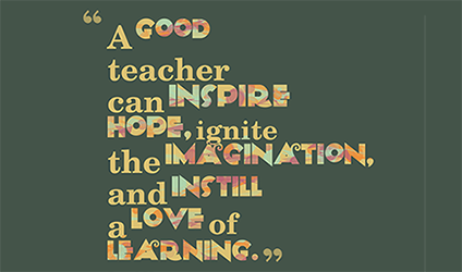 Happy Monday! Let's all give a shout-out to our favorite teacher! #mondaymotivation http://t.co/tjpQ4iFPCC
