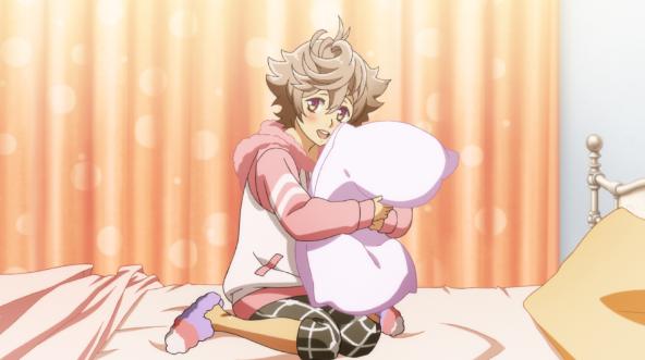 【ニコニコ動画】TVアニメ「枕男子」最終話『めりぃ(CV:花江夏樹さん)配信開始!最後の最後に、なぞときみたいにめりぃが