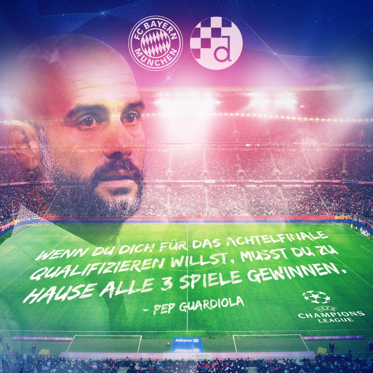 champions league match heute