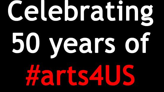 You may have heard we just turned 50! Here are some projects we're doing to celebrate http://t.co/sXpwaCUXCD #arts4US http://t.co/pIxGe6pVaM