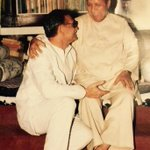 Our Poets : Qateel Shifai Saab & Gulzar Bhai are the treasures of South Asia.