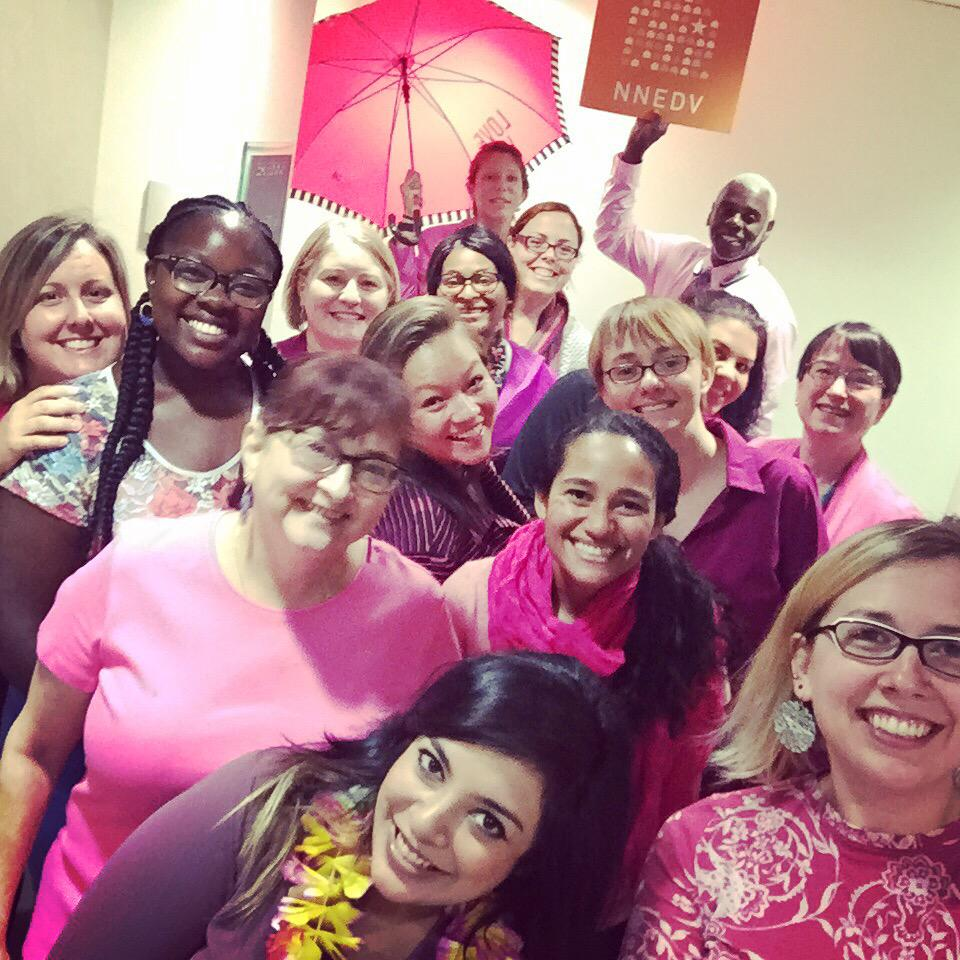 Many survivors rely on PP for free or low cost cancer screening, prenatal care, & health care #PinkOut #standwithPP http://t.co/OohPTfvXU6