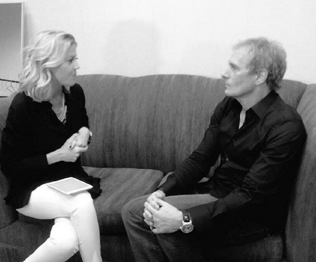 Entrevista exclusiva a Michael Bolton, una leyenda de la música romántica, por @barbiesimons http://t.co/D0Ndu5gVoP