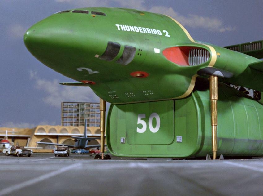 Happy 50th birthday to the finest sci fi show of all time, with special effects to die for:  http://t.co/2HyaL6sf8K #Thunderbirds50