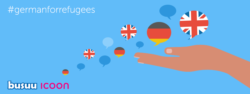 #germanforrefugees busuu offers its German & English courses to Arabic speakers for free http://t.co/oMS2jEAqkM http://t.co/iNO2j4R6ZR