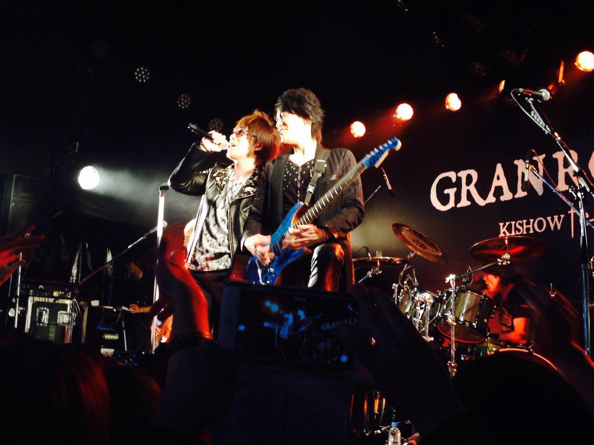 GRANRODEO新宿ゲリラライブお疲れさまでした〜〜♪♪ http://t.co/1f6cWu69Er