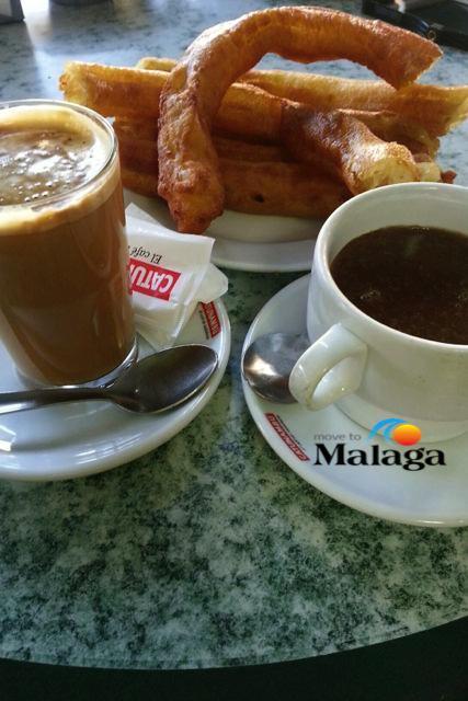 Reasons why we love #Málaga … #churrosforbreakfast ;-) http://t.co/ZIM2EC9msX