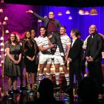 RT @chattyman: It's a scrummy lineup on #Chattyman this week!! Friday 10pm @Channel4!! Sam x http://t.co/4ntPdjAu1k