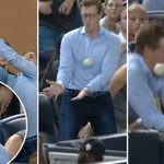 RT @NYDailyNews: WATCH: @Yankees fan has worst night ever, blows three chances to catch foul ball. http://t.co/NAPWQzHMcS