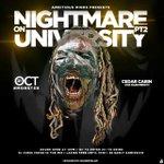 @ayyee__santana #NightmareOnUniversityPt2 31 Days Away UAPB OFFICIAL HALLOWEEN PARTY ! http://t.co/2O2nI6Mmbu