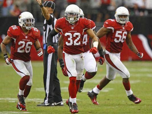 Tyrann Mathieu wins NFC Defensive Player of the Week.  Honey Badger was all over the field Sunday. He don't care. http://t.co/UdV4niPO0f