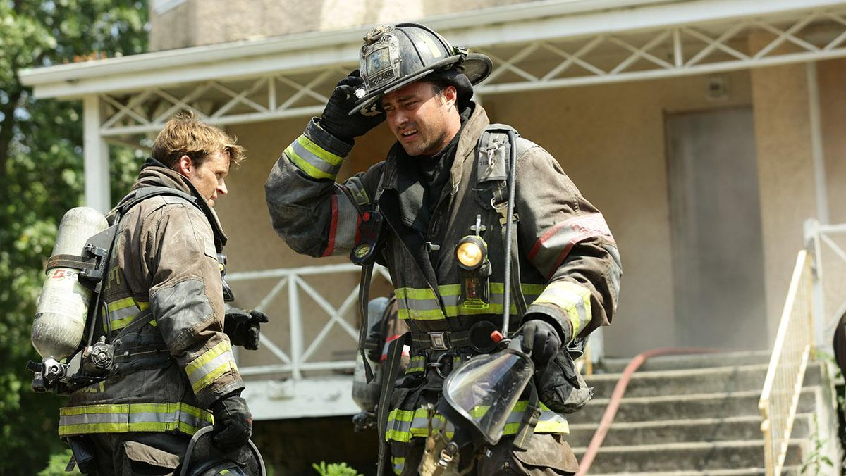 'Chicago Fire': Severide Suffers a Major Setback in the Season Premiere (Exclusive Video) http://t.co/kJ31opn5zl http://t.co/Y35gfjdM4w