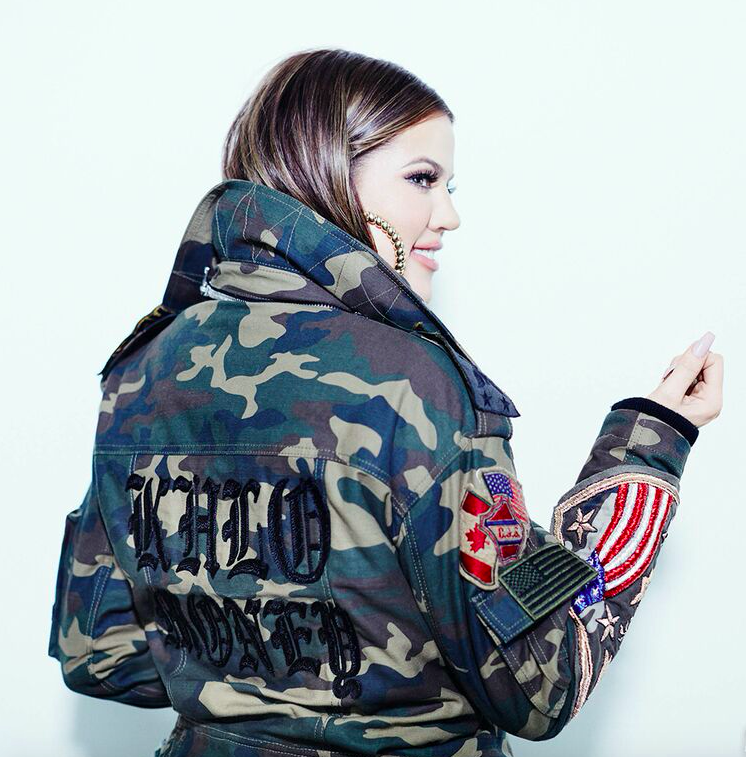 Versace stole my style!! Khlo$ camo was all over their runway. Here's how to get the look! http://t.co/jYcEiN5LG3 http://t.co/2eUx4HIqMX