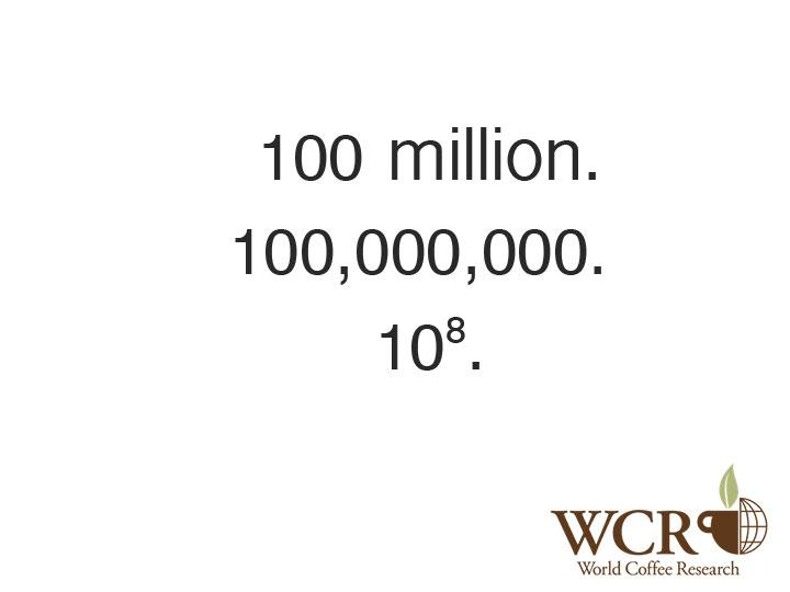 However you write it, thank you to the 100m people worldwide who grow the coffee we drink. #InternationalCoffeeDay http://t.co/EcUYXCm53P