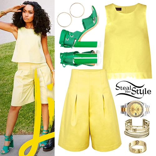 """Leigh Anne Pinnock: """"Love Me Like You"""" Cover Outfit http://t.co/nxwOl9fHYy http://t.co/8j0ftBz3kM"""