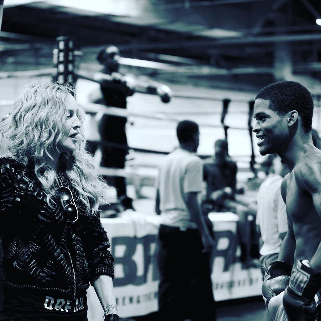 Downtown Youth Boxing Gym is the place to be!! Was so inspired by Cortez a young and... https://t.co/x52qaPx2fJ http://t.co/onhZIYpDPL
