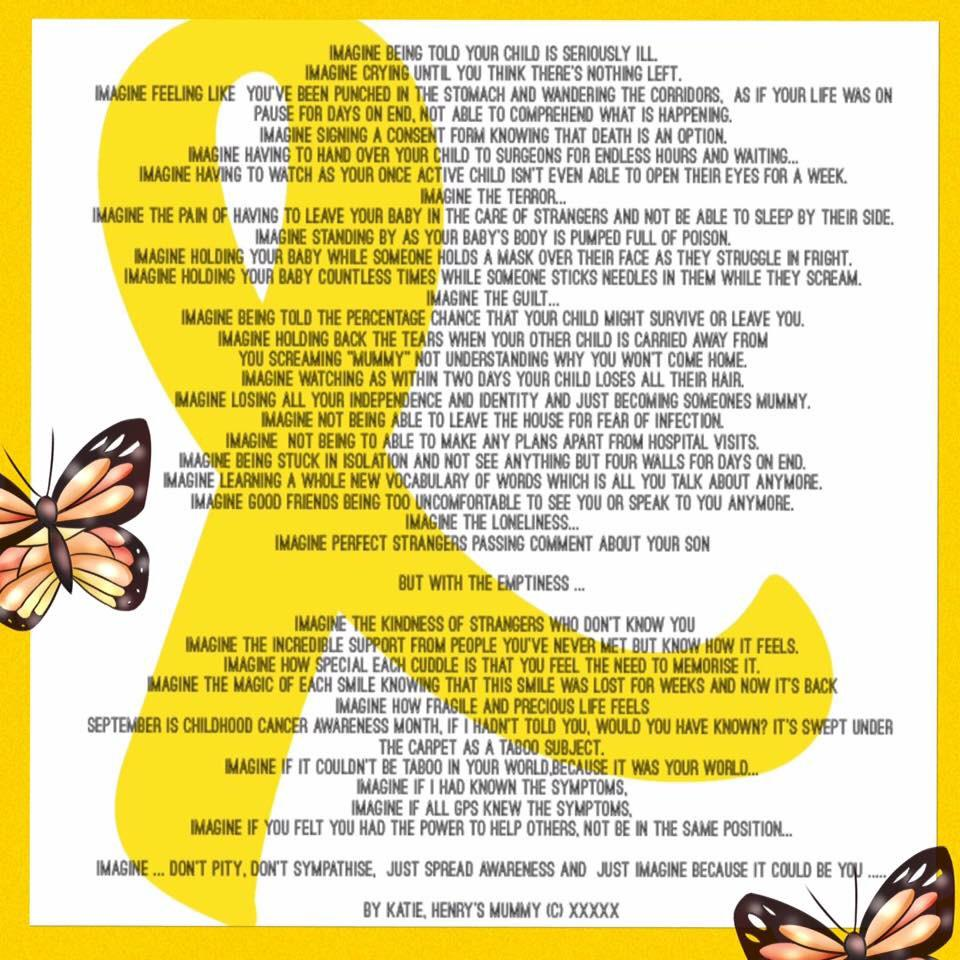 For all my little friends fighting childhood cancers..... http://t.co/CSB9v20QY8
