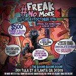 ATLs #1 passion party returns Saturday 10/17 #FreakNoMore4 @ 2101 Tula St. ATL GA 30309  http://t.co/7T2inXbHF4 -5