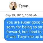 17 times Tinder users decided making a name pun would be a good opening line. http://t.co/9r366VWyZD http://t.co/vRWTvuLr8B