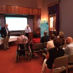At the Inclusive Community Champion Awards 2015 @abcsouthqld @toowoombaregion @ToowoombaQldCom #Toowoomba http://t.co/qyKhFbLGM4