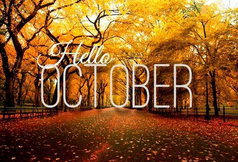1st of October! How did that come about so quickly! http://t.co/sj1mc3mR8p