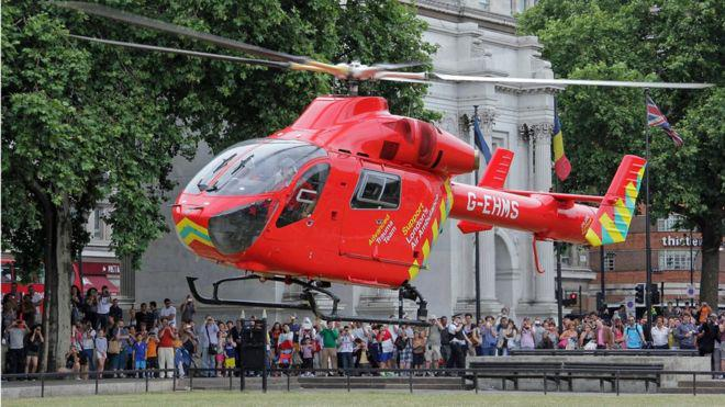 Thanks London! We have a 2nd helicopter. Please help keep #YourHelicopter flying for 5 years http://t.co/3g7BKLWIQx http://t.co/3Aiqo0uzxT
