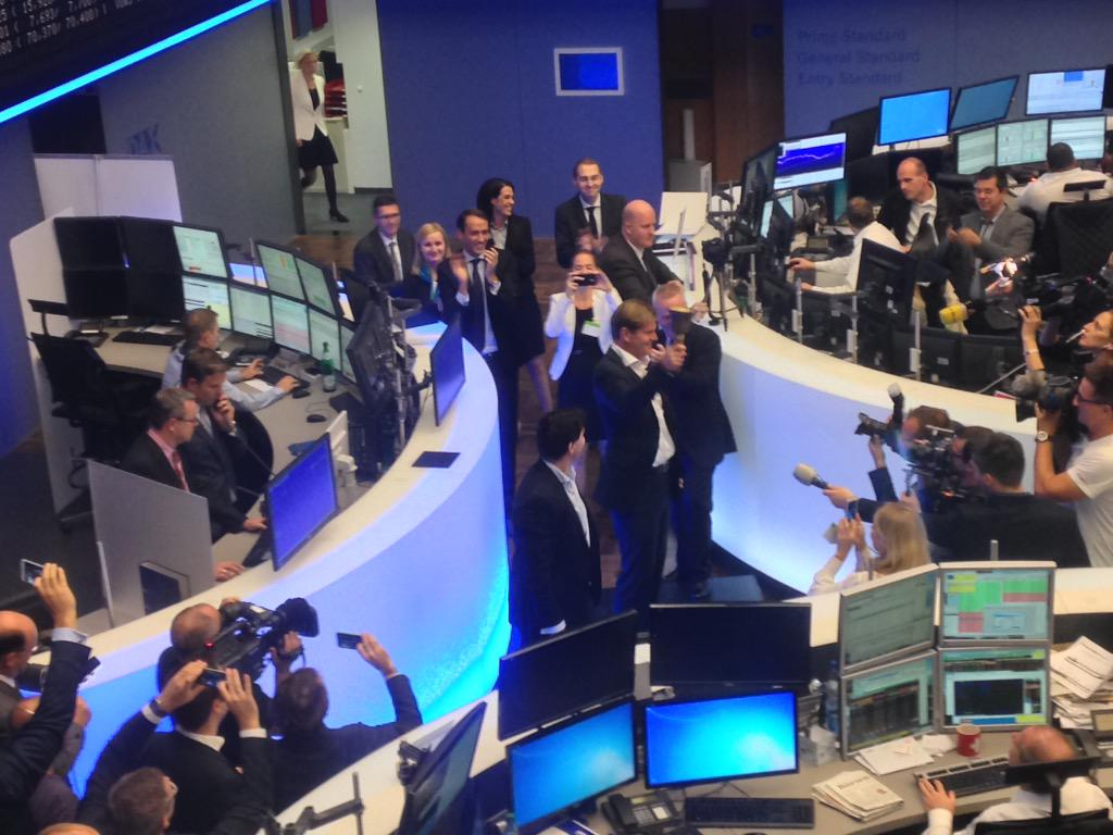 Congratulations @Scout24_DE for 38.64 million #shares placed today! #IPO http://t.co/4sNrB03SuW