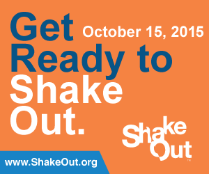 Save the date! The Great @ShakeOut Earthquake Drill is scheduled for October 15. http://t.co/ww31WnjlO7 http://t.co/Tev1TTTNqF
