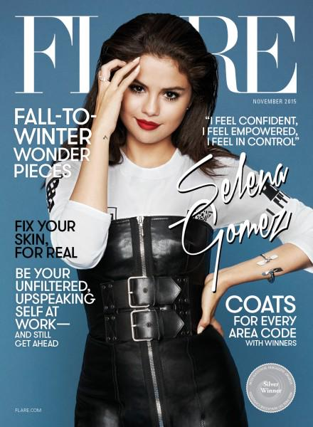 "November cover star @selenagomez: ""I feel in control."" Read our interview now! >>> http://t.co/cDsCpJ58DF #Selenators http://t.co/tRgLDB0R0B"