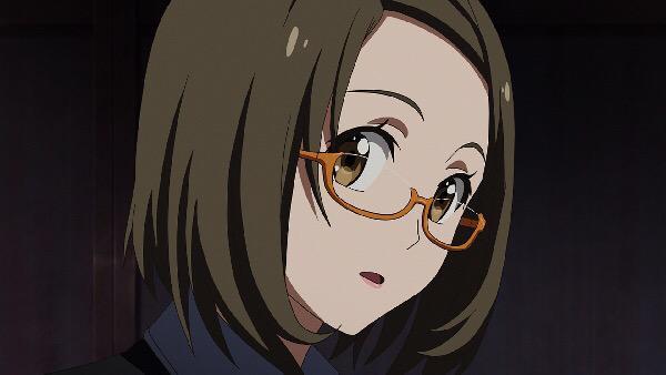本日10月1日は【眼鏡の日】ということで、アルジェの眼鏡娘2人をぺたり(* 'ω')ノヒカルのオレンジフレームもジェイミ
