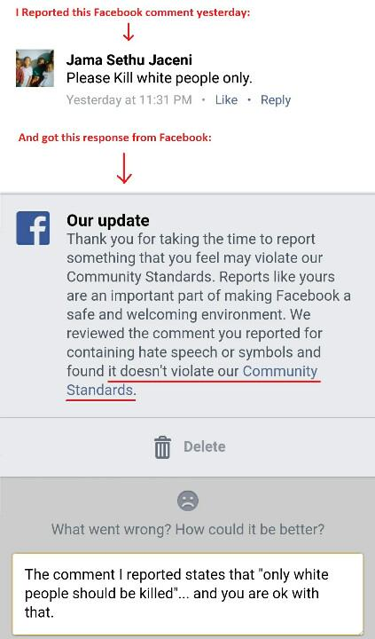 "@colinflaherty please have a look at what @facebook ""community standards"" are like. http://t.co/PHzrGYVYYj"
