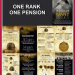 RT @RannvijaySingha: Guys just take 2 minutes out and read the facts.. @MissionOROP  #orop #onerankonepension