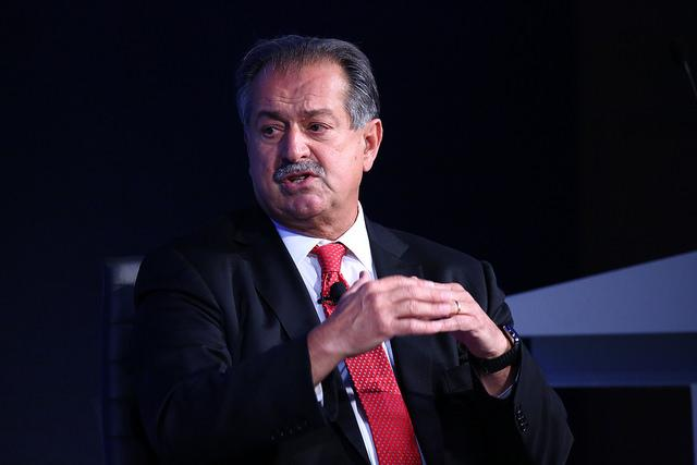 ".Dow CEO #ANLiveris ""It's the intersection of business, gov't & society to get the solution space taken care of."" https://t.co/7v0tVoPwYz"