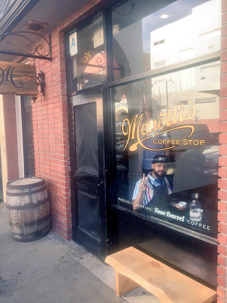 Happy 2 year anniversary / birthday @nicely85 @Menottis !!! #coffee #venice #ca #california @eaterla @Venice311 https://t.co/0a2ab9O13y