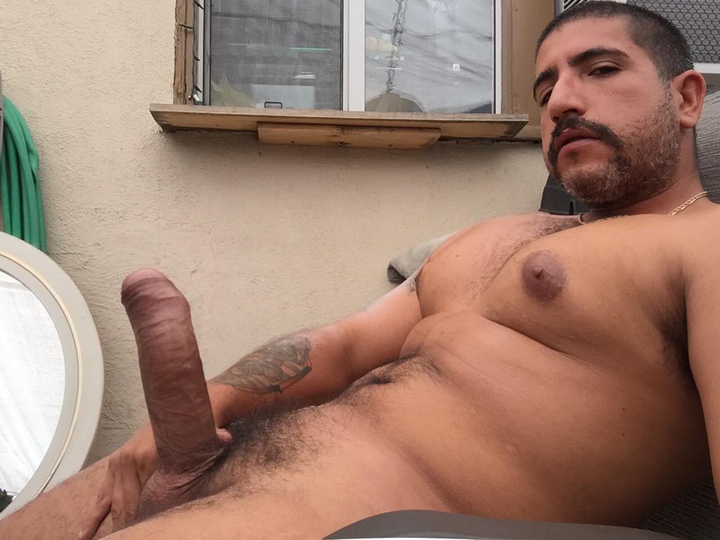 Dias. #SebastianRio #exhibitionistpig #biguncutcock #HairyAlphamale #BarebackPig #MachoBreeder #MachoFucker #Uncut http://t.co/HqvaR7Q19a